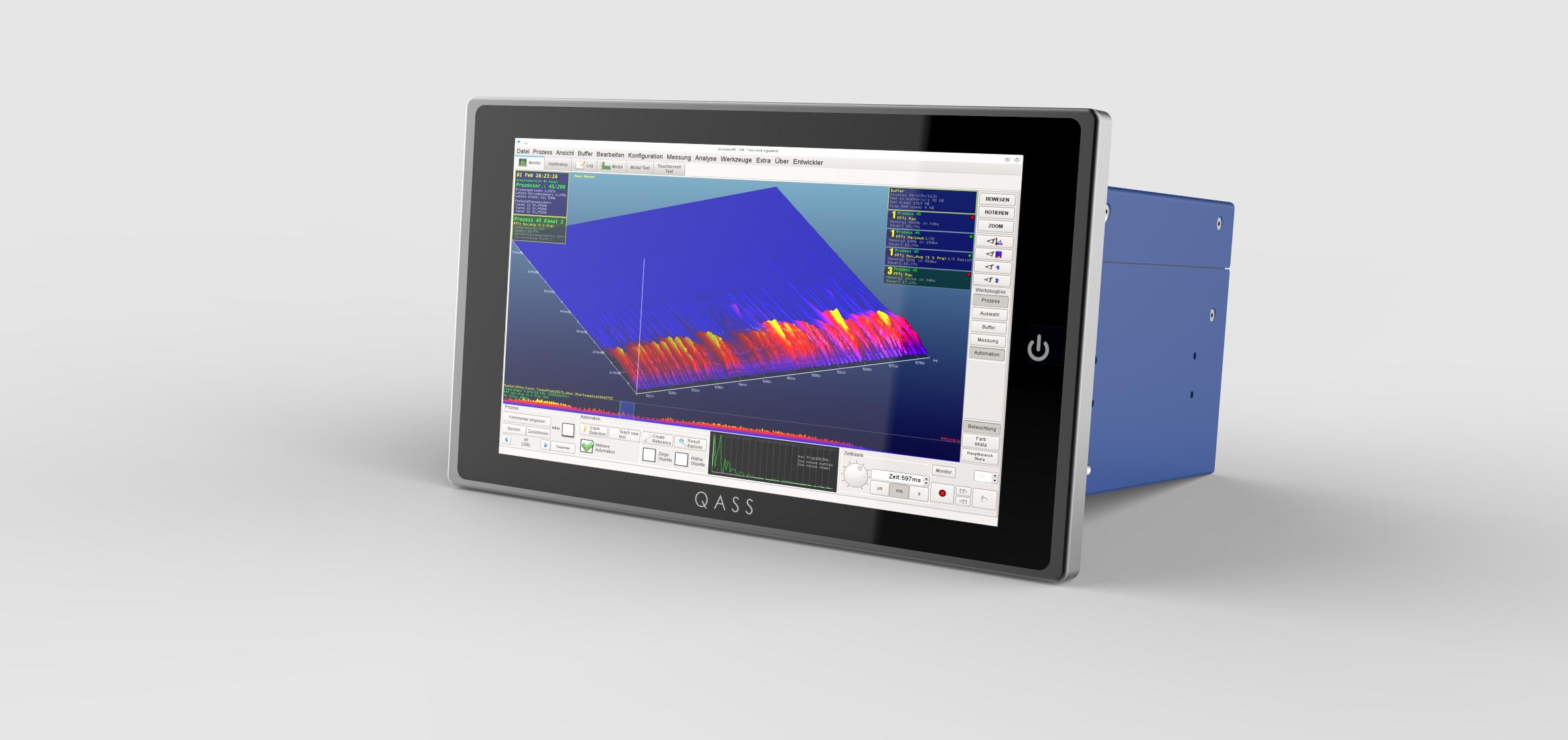 Optimizer4D-CiS.02 - Modern Crack Detection by QASS