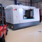 Zerspanung Fräsen Maschine Anlieferung QASS Qualitätsüberwachung